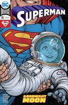 Superman Comic 3/15/2018