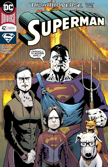Superman Cover - 5/1/2018