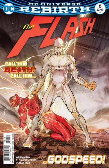 The Flash Cover - 11/1/2016