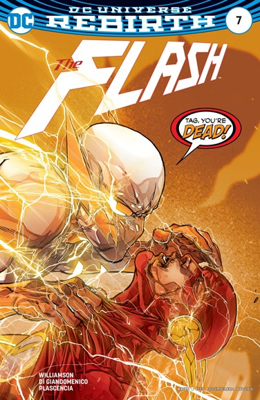 The Flash Cover - 11/15/2016