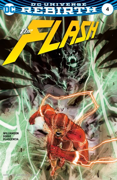 The Flash Cover - 10/1/2016