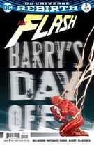 The Flash Comic 10/16/2016