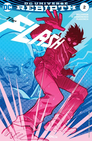 The Flash Cover - 9/1/2016