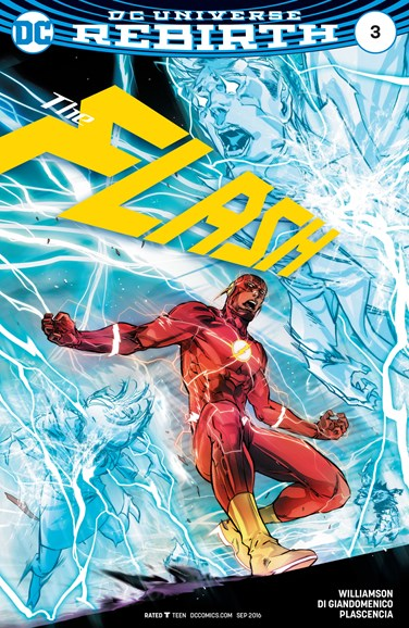 The Flash Cover - 9/15/2016