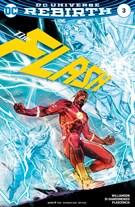 The Flash Comic 9/15/2016