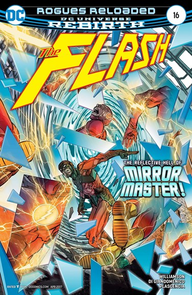 The Flash Cover - 4/1/2017
