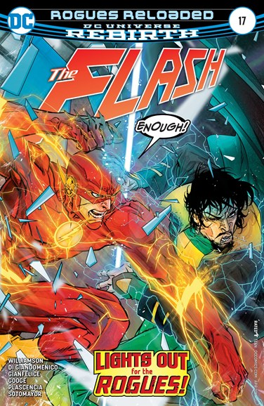 The Flash Cover - 4/15/2017
