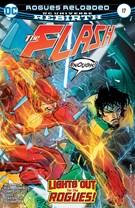 The Flash Comic 4/15/2017