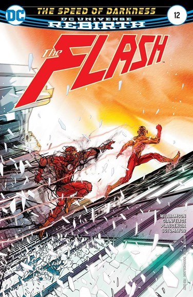 The Flash Cover - 2/1/2017