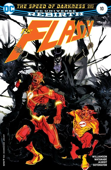 The Flash Cover - 1/1/2017
