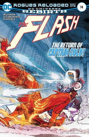 The Flash Cover - 3/1/2017