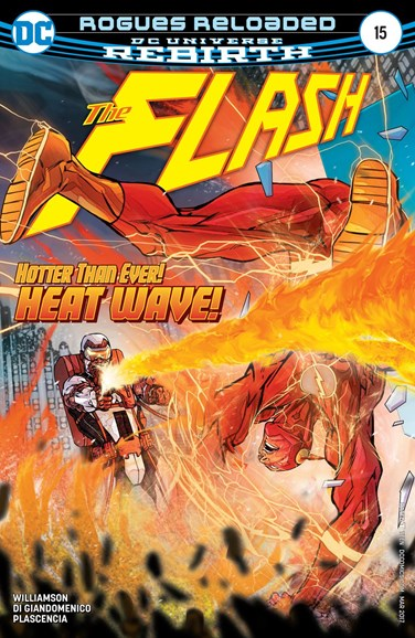 The Flash Cover - 3/15/2017