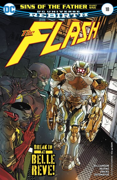 The Flash Cover - 5/1/2017
