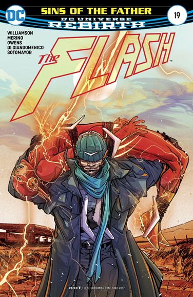 The Flash Cover - 5/15/2017