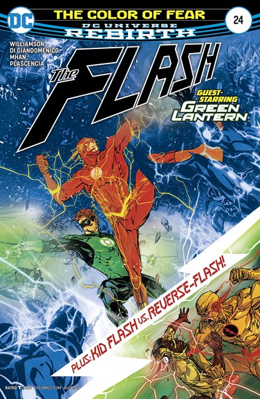 The Flash Cover - 8/1/2017
