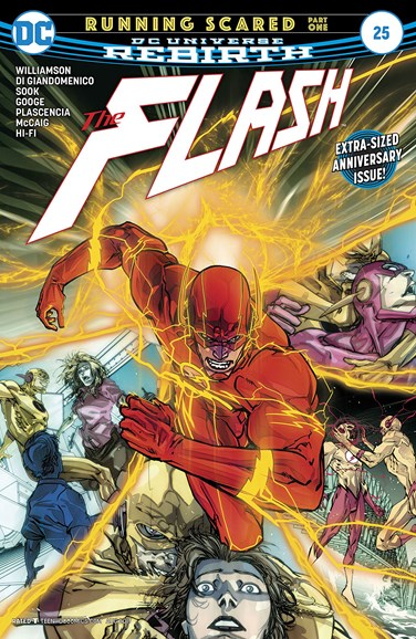 The Flash Cover - 8/15/2017