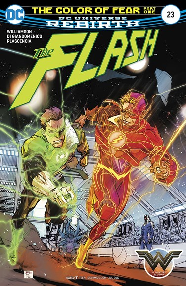 The Flash Cover - 7/15/2017