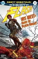 The Flash Comic 6/1/2017