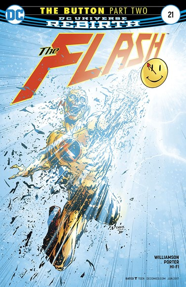 The Flash Cover - 6/15/2017