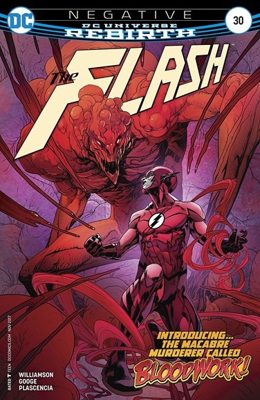 The Flash Cover - 11/1/2017