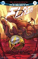 The Flash Comic 11/15/2017