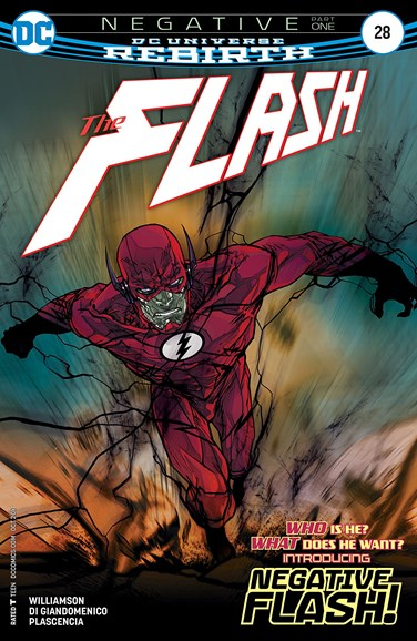 The Flash Cover - 10/1/2017