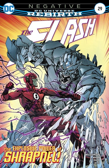 The Flash Cover - 10/15/2017