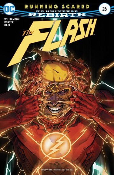 The Flash Cover - 9/1/2017