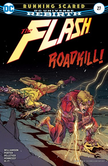 The Flash Cover - 9/15/2017