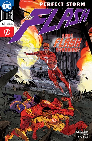 The Flash Cover - 4/15/2018