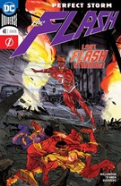 The Flash Comic 4/15/2018