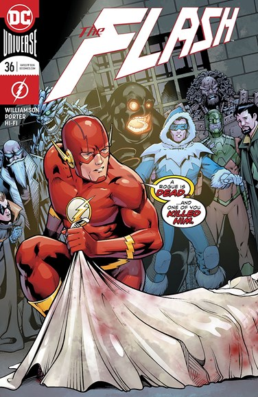 The Flash Cover - 2/1/2018