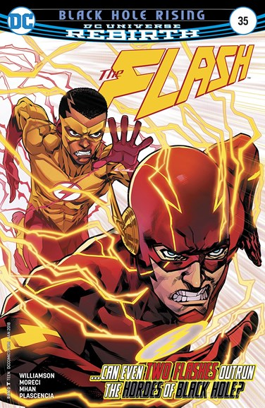 The Flash Cover - 1/15/2018