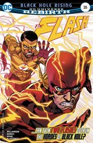 The Flash Comic 1/15/2018