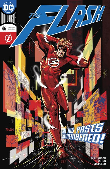 The Flash Cover - 7/1/2018