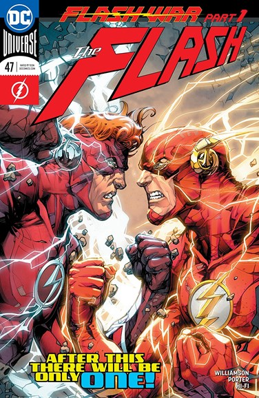 The Flash Cover - 7/15/2018