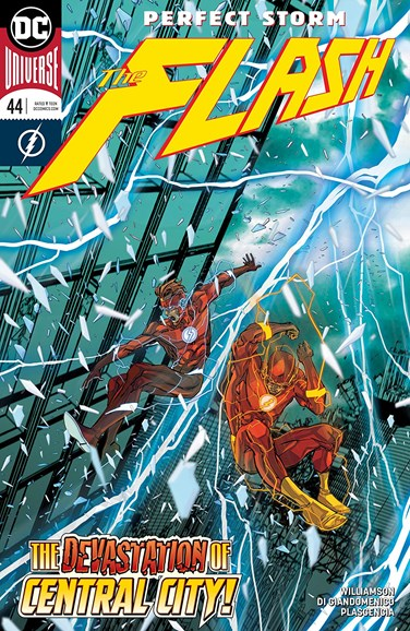 The Flash Cover - 6/1/2018