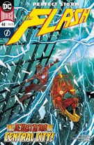 The Flash Comic 6/1/2018