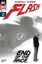 The Flash Comic 5/1/2018