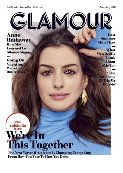 Glamour Cover - 6/1/2018