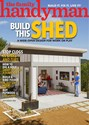 Family Handyman Magazine | 7/2018 Cover