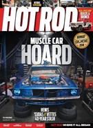 Hot Rod Magazine 8/1/2018