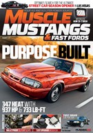 Muscle Mustangs & Fast Fords Magazine 8/1/2018