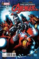 Uncanny Avengers Comic 10/1/2016
