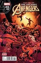 Uncanny Avengers Comic 9/1/2016