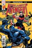 Uncanny Avengers Comic | 12/1/2017 Cover