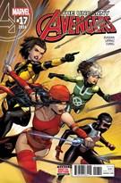Uncanny Avengers Comic 2/1/2017