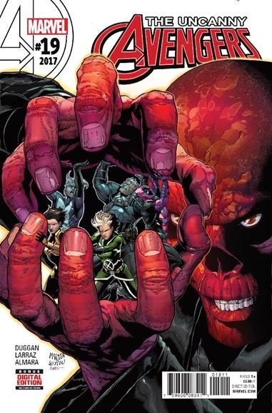 Uncanny Avengers Cover - 5/1/2017