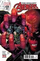Uncanny Avengers Comic 5/1/2017