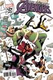 Uncanny Avengers Comic | 11/1/2017 Cover